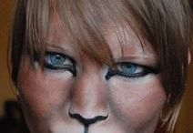 Lion King Costumes and make up