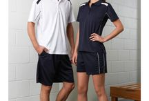 Sports Apparel / Apparel for all your sporting events - some of our ranges even come in kids sizes.