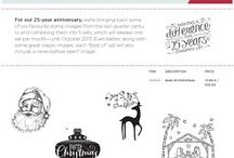 Best of Christmas~Stampin'Up 2013