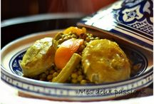Tajines et autres Spécialités marocaines / Cuisine marocaine