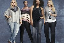 Denim Studio / Four fab leg shapes for complete style versatility + two smart technologies that do amazing things for your body = jeanetic perfection. #LaneBryant  / by Lane Bryant
