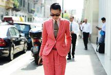 Women in suits