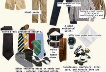 Стили мужской моды