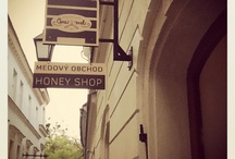 My honey shop