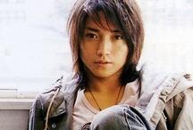 Tatsuya Fujiwara / this pinwall is about Tatsuya Fujiwara a Japanese actor. I like him very much, he is a really good actor.
