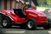 Honda Mower / 0