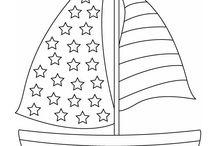 dessin bateau