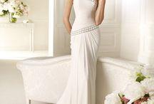 Greek styled dresses
