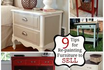 Furniture tips & tricks / by Sondra Seely