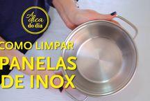 Limpar inox