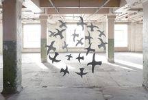 ART • installation