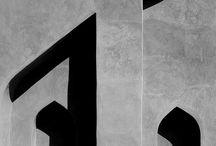 Monochrome Shapes