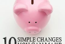 Frugal Ideas To Save Money / by Bev Leestma | The MYO Zone