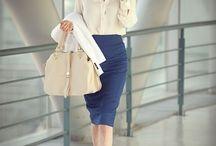 Corporate wear / by Fatin Syairah
