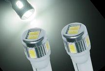 SAMSUNG SMD Super Bright White LED Parking Light Bulb