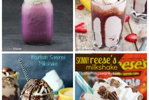 shakes/ smoothies/ drinks