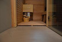 Bathrooms / Trasformiamo i vostri bagni con materiali di pregio.