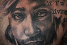 Portrait Tattoos / A collection of portrait animal and people tattoos by our tattoo artists.