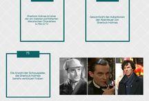 Sherlock Holmes / Mit PersonalNOVEL in die Welt des Meisterdetektivs Sherlock Holmes eintauchen.