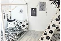posteľo-domček
