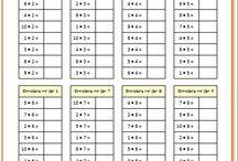 Schule Mathe 2. Klasse