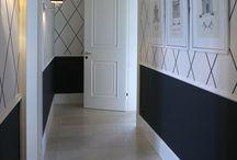 Halls - коридоры