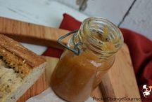 Deliciousness - Jams, Jellies, and Spreads / by Jessica Korkosz