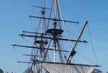 Ships, glorious ships / Iconic vessels through the ages