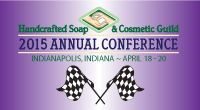 2015 Conference Indianapolis / Get your soaps and cosmetics revved up in 2015 at the Indianapolis conference! April 18th - 20th, 2015 (registration and half day seminars on the 17th) / by Handcrafted Soap and Cosmetic Guild