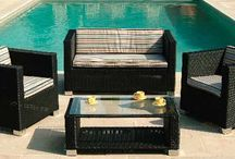 Profitez du Plein-Air-Mobilier de jardin / Construisez votre propre jardin d'eden en l'aménageant à la perfection avec des mobiliers designs et contemporains