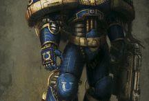WH40K / Warhammer 40000