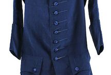 18th century Male wear