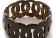 coconut shell ring