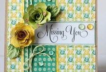 Cards: Miss You / by Amy L0uAldaMay