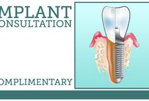 Boca Raton Dental Implants / If you are missing one or more teeth and would like to smile, speak and eat again with comfort and confidence then dental implants could be what you need.