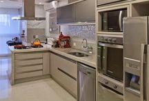 Cozinhas de Apartamento