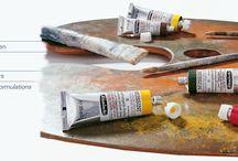 Oil Colours / Colours Colour Painting Oilcolor Artmaterial Art
