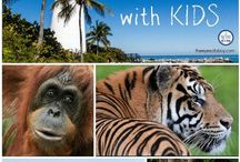 Florida With Kids / The best hotels, beaches, restaurants, places to visit, travel tips, and things to do with kids in Florida during your next family vacation.