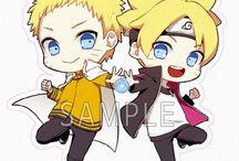 Naruto et Boruto