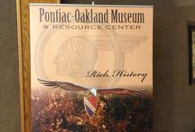 Pontiac Oakland Museum & Resource Center / Located in Pontiac, Illiinois web site: www.pontiacoaklandmuseum.org The POCI Club Library is housed at the museum