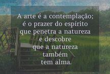 Natureza - Frases
