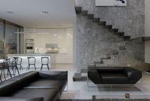 Nappali minimalista ház