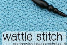 Crochet: STITCHES