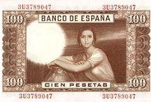 Monedas y Billetes de España
