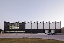 architecture - warehouse