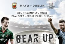 ALL IRELAND FOOTBALL FINAL PIN IT COMPETITION! / Pin a photograph of you/family or friends supporting your county @ this years All Ireland Final and you will be entered into a draw to WIN a county jersey of your choice""