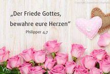Bibelverse / Sprüche
