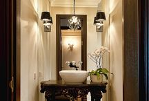 Bathroom designs / by candice wall