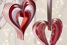 papírové vánoce