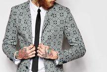 Men creative Style / Moda uomo